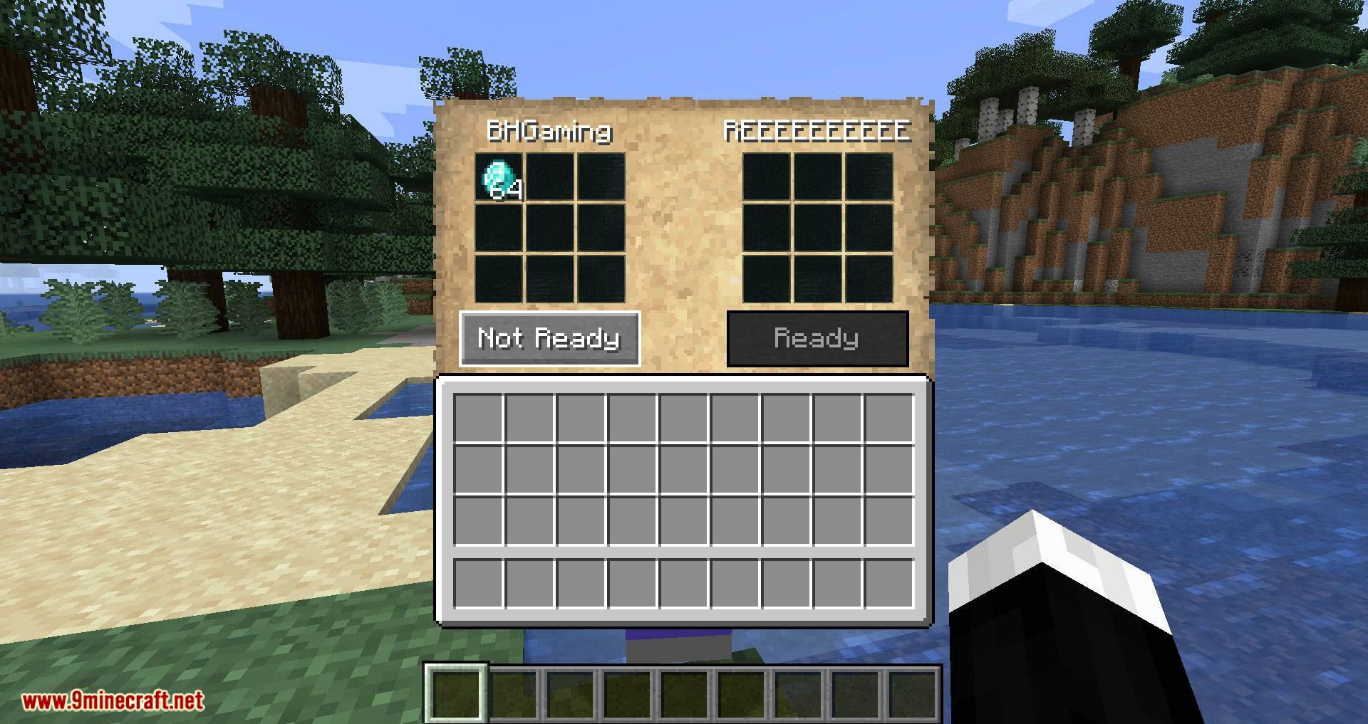 Trade mod for minecraft 03