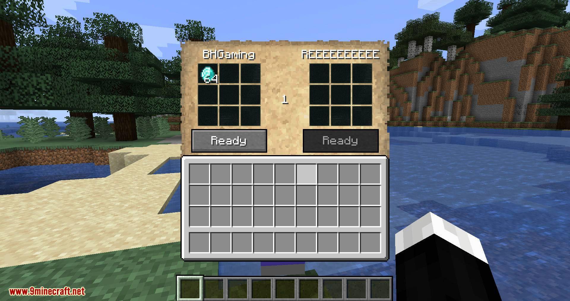 Trade mod for minecraft 04