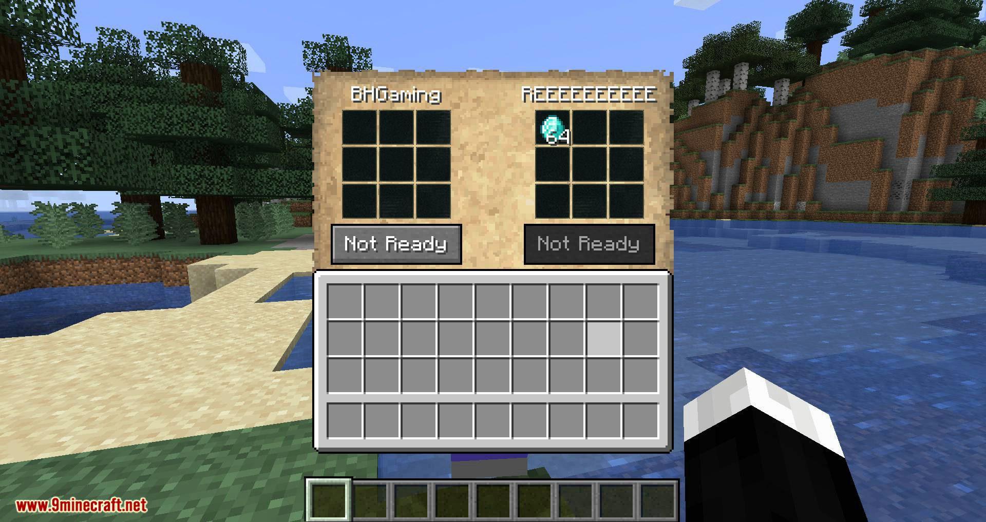 Trade mod for minecraft 05