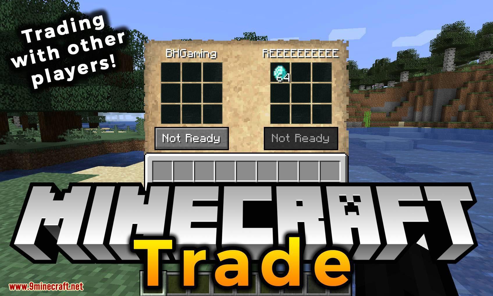 Trade Mod 1.17/1.16.5