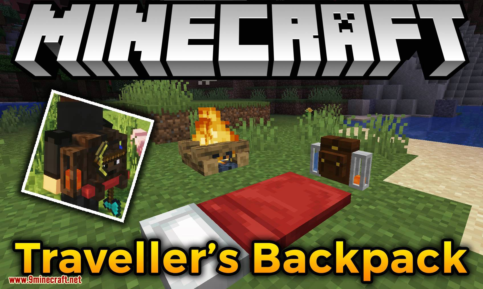 Traveler S Backpack Mod 1 16 5 1 15 2 Adventure Backpack 9minecraft Net