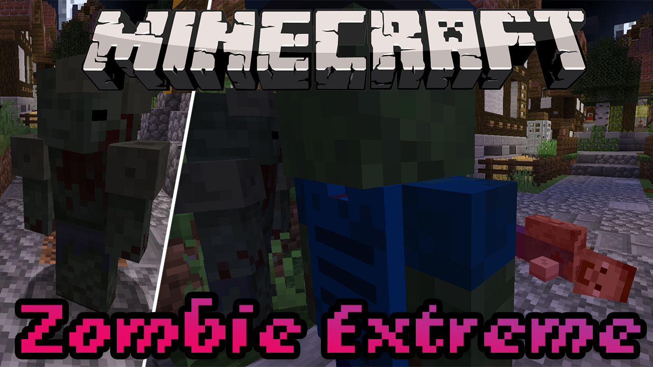 Zombie Extreme Mod 11.111.11 (Dangerous, New Zombies, Guns, Weapons