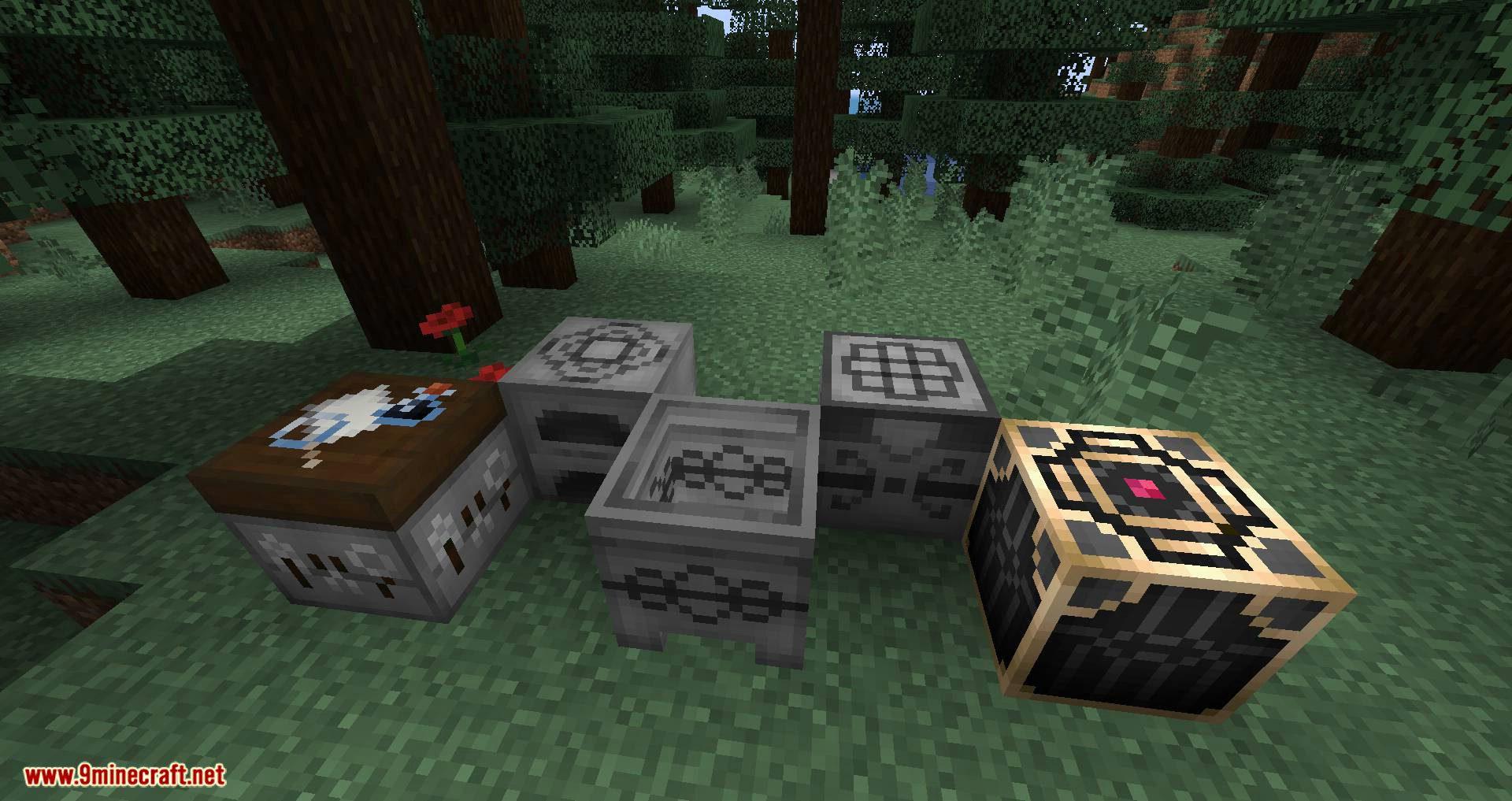 Art of Alchemy mod for minecraft 01