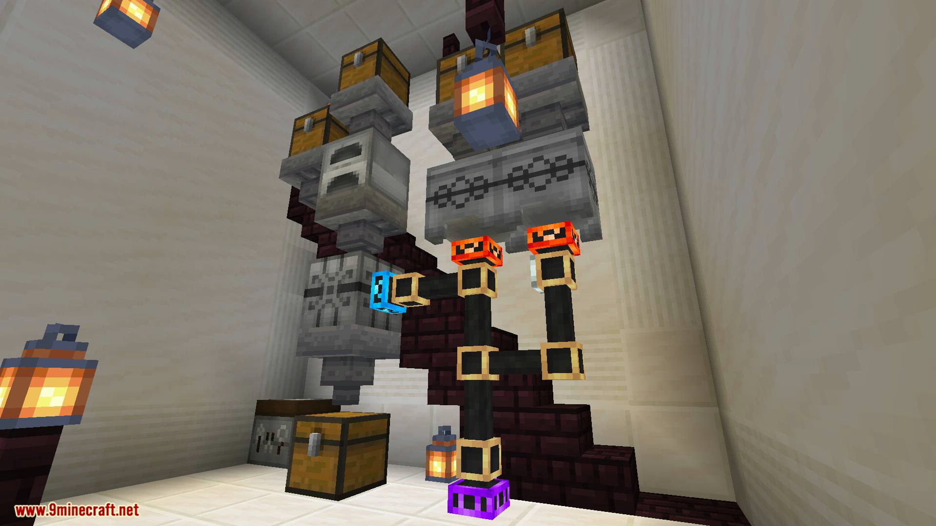 Art of Alchemy mod for minecraft 02