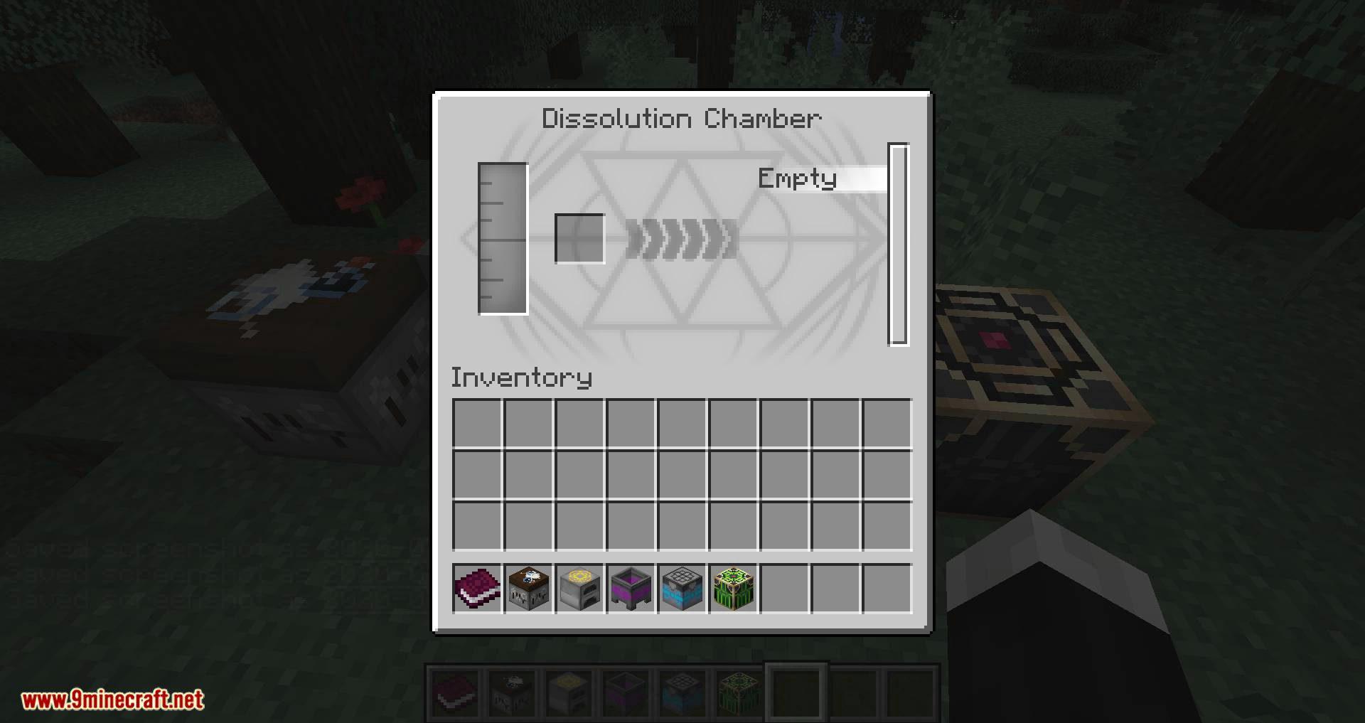 Art of Alchemy mod for minecraft 06