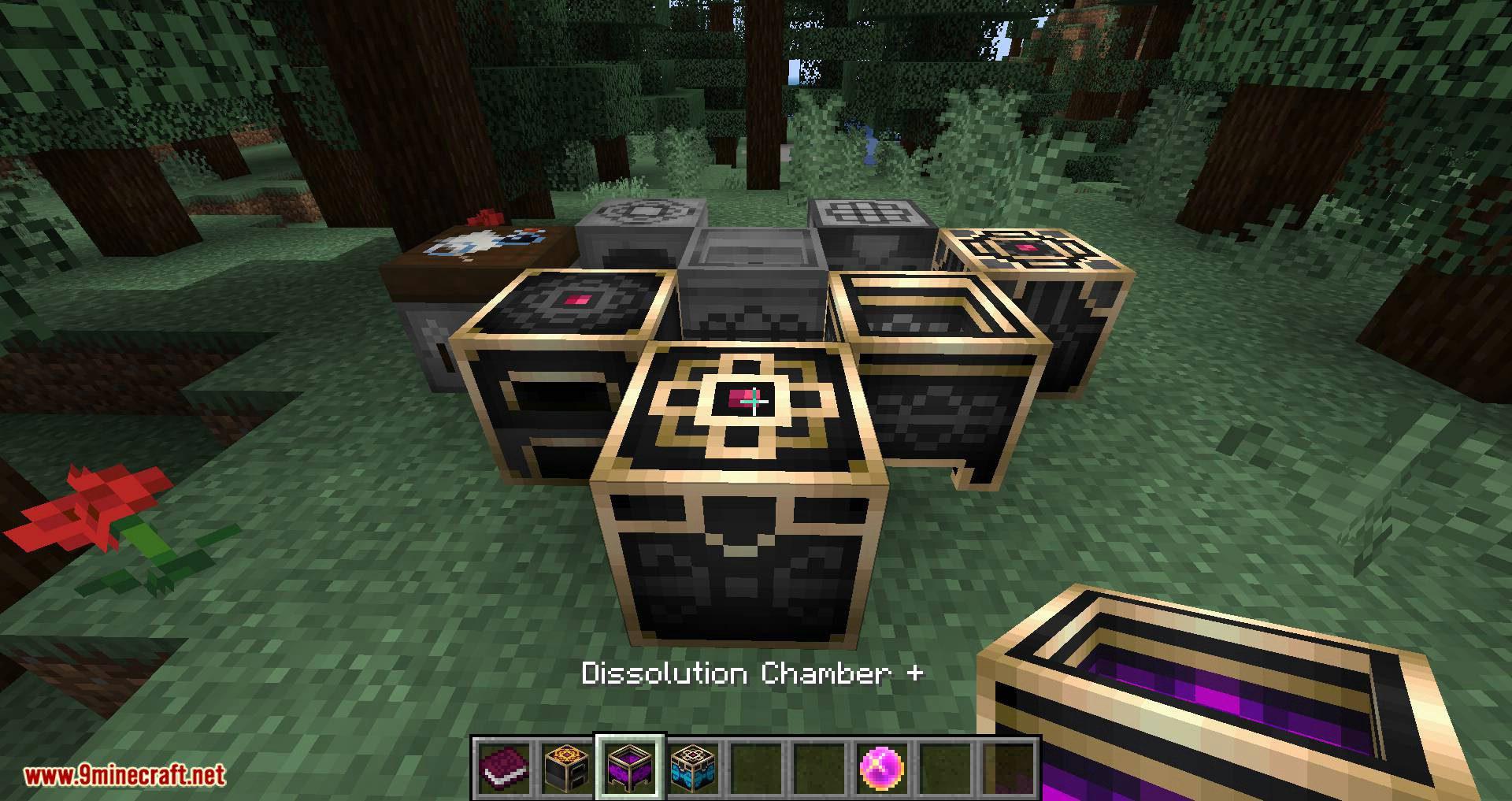 Art of Alchemy mod for minecraft 09