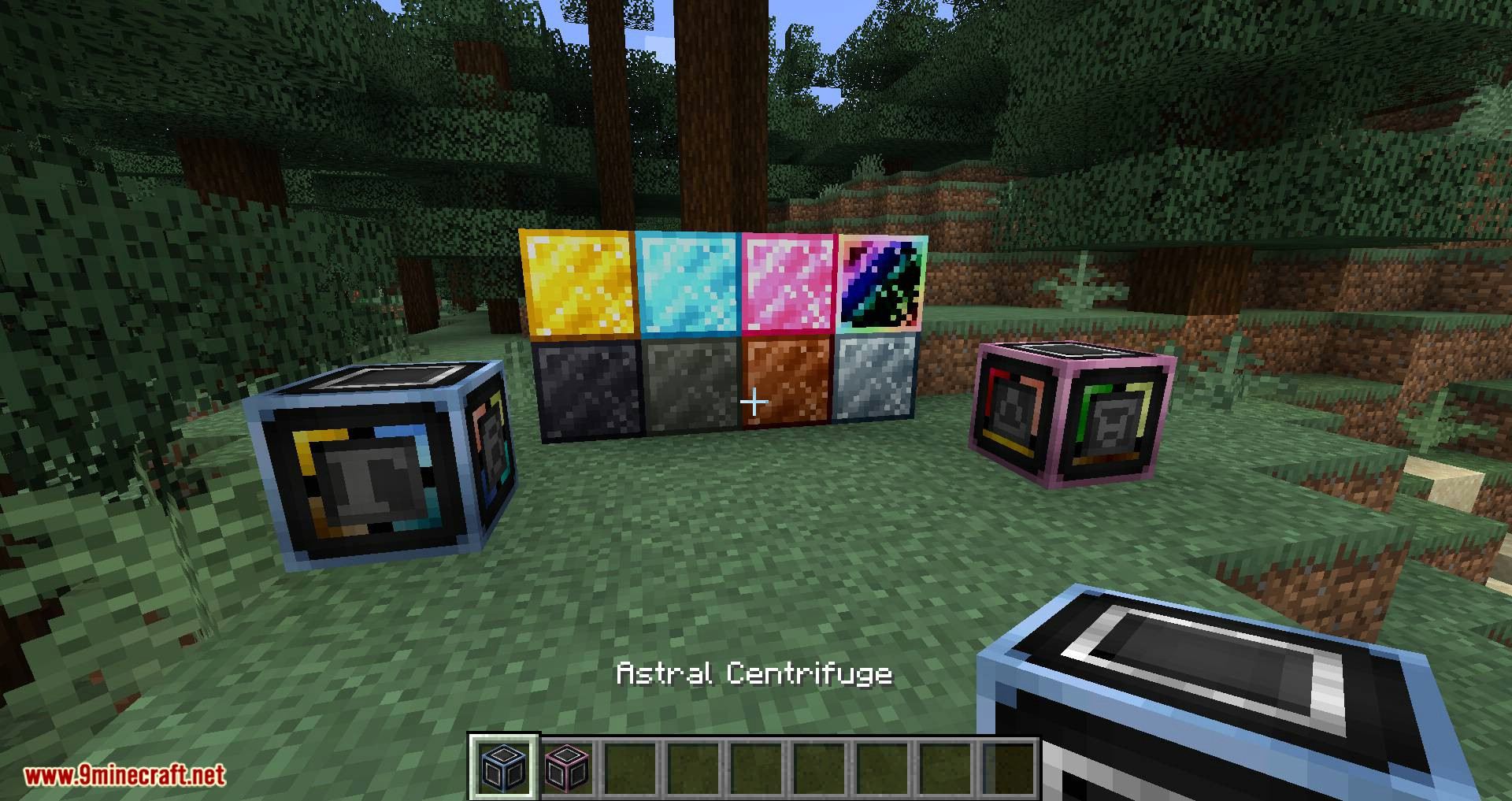 Art of Alchemy mod for minecraft 11