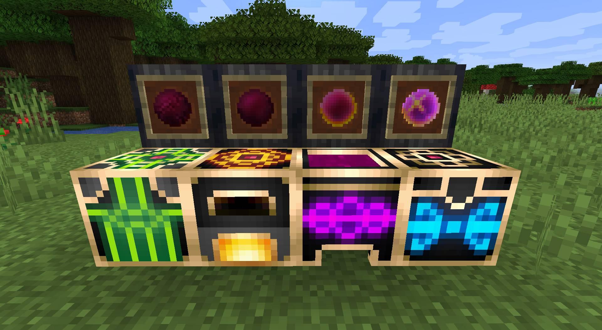 Art of Alchemy mod for minecraft 23