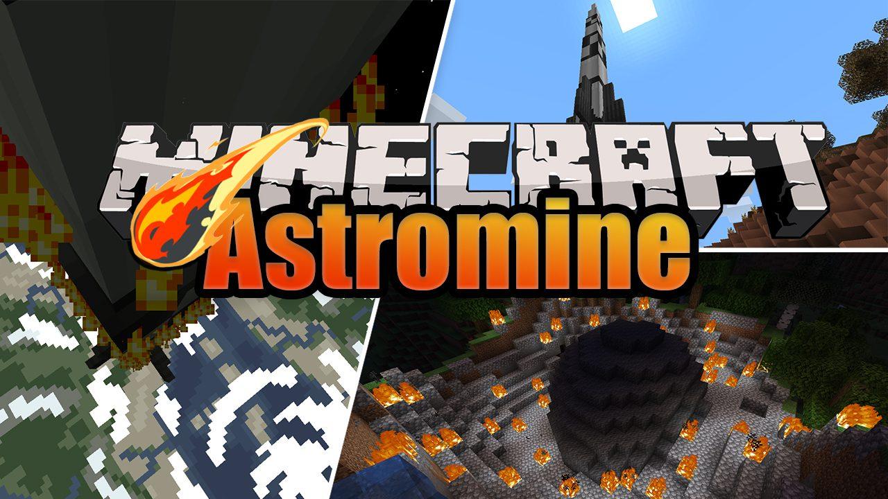 Astromine Mod
