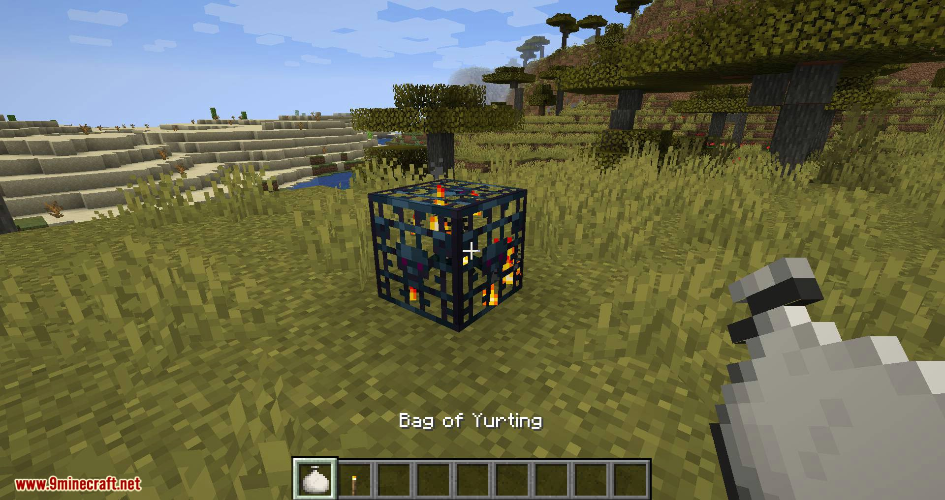 Bag of Yurting mod for minecraft 06