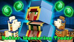 Better Wandering Trader Data Pack Thumbnail