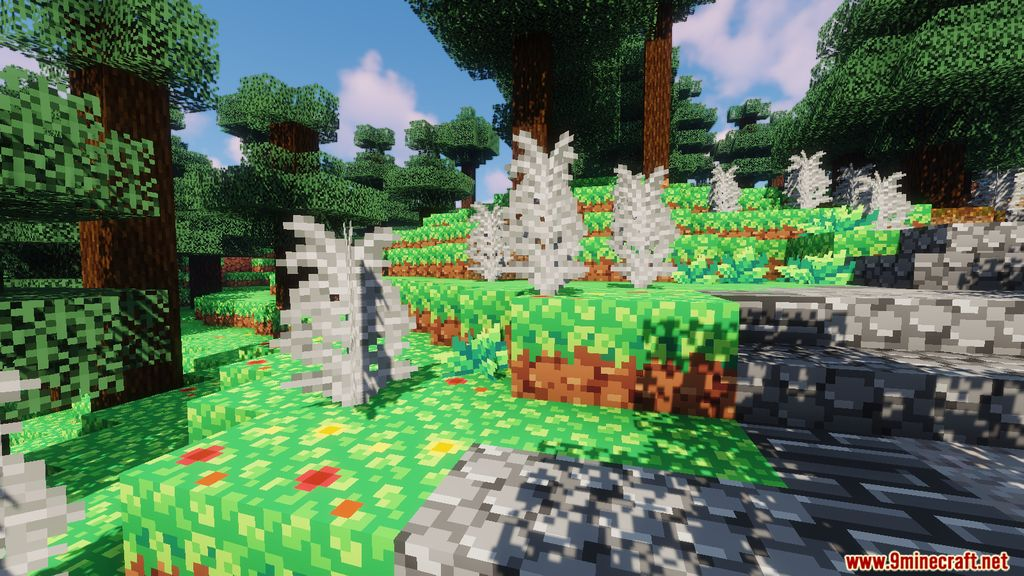 Bloom, Bright and Retro Resource Pack Screenshots 1
