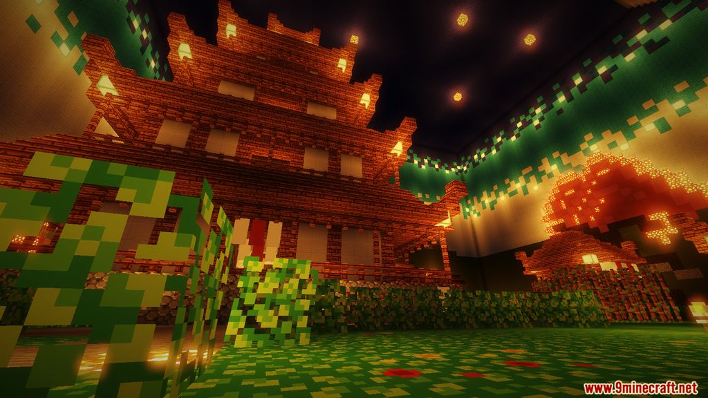 Bloom, Bright and Retro Resource Pack Screenshots 11