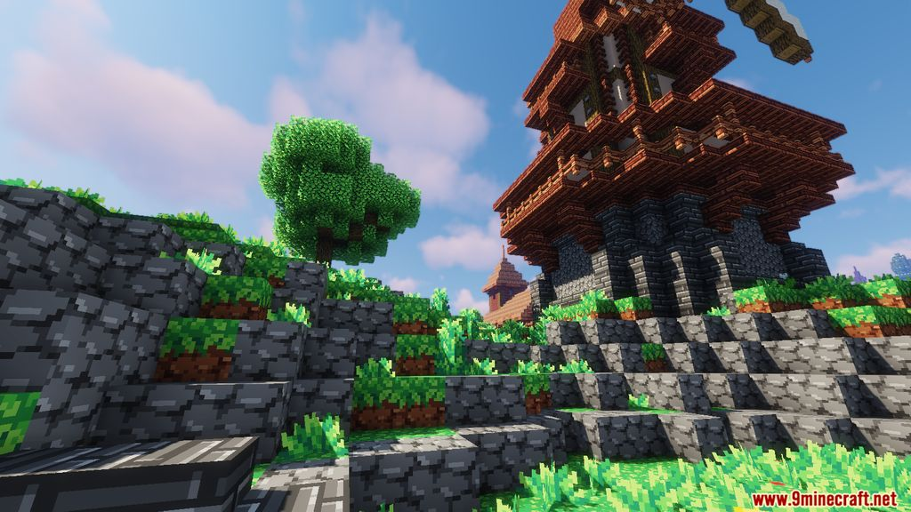Bloom, Bright and Retro Resource Pack Screenshots 3