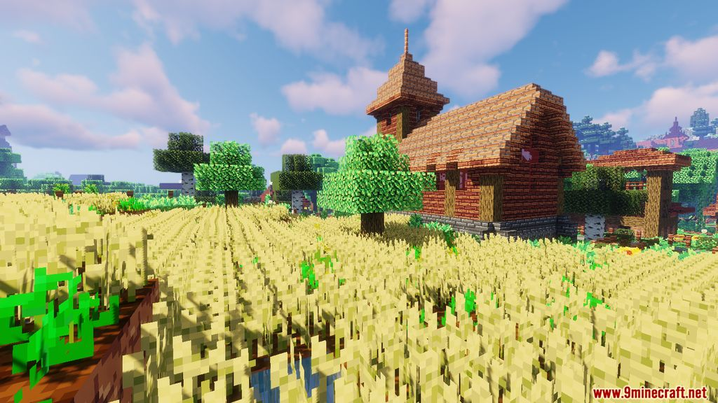 Bloom, Bright and Retro Resource Pack Screenshots 4