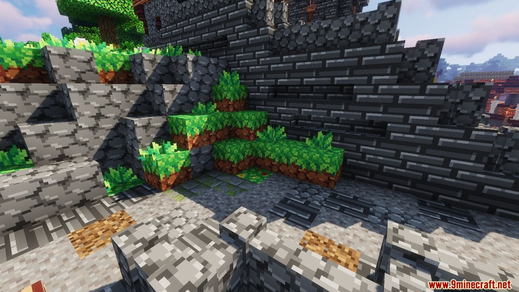 Bloom, Bright and Retro Resource Pack Screenshots 5