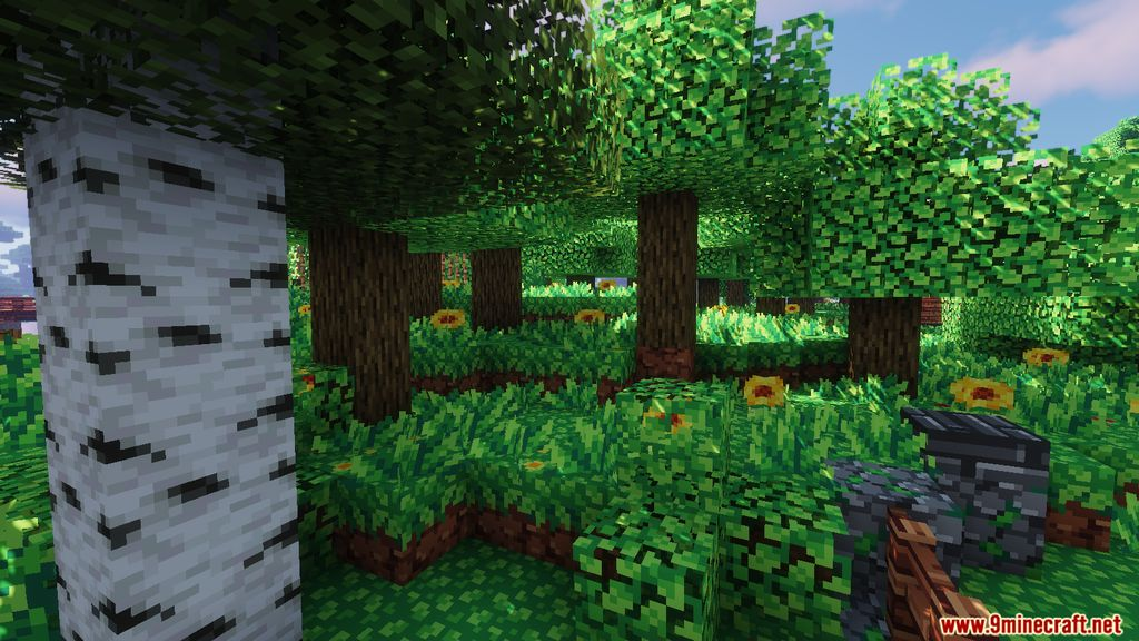 Bloom, Bright and Retro Resource Pack Screenshots 6