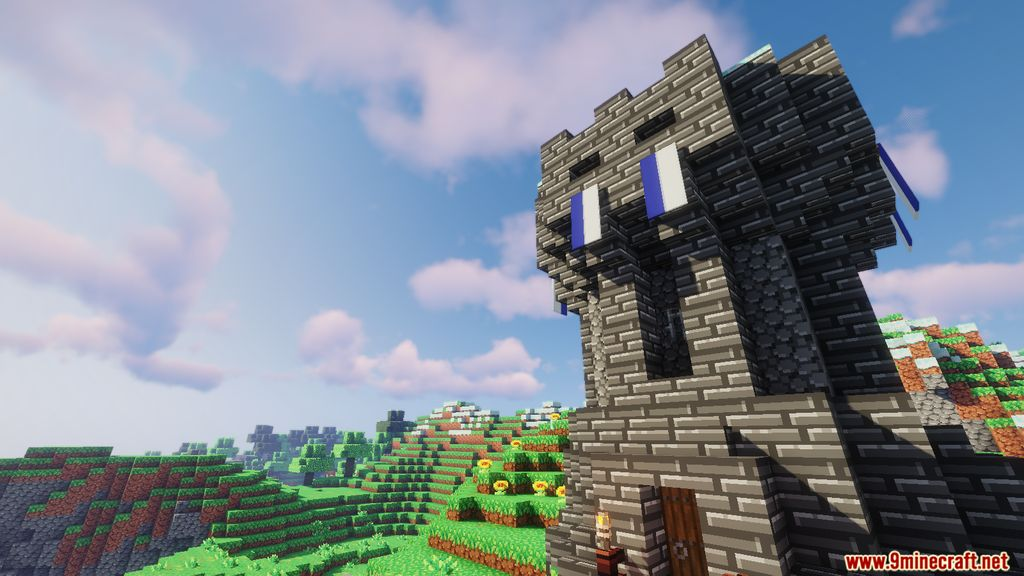 Bloom, Bright and Retro Resource Pack Screenshots 9