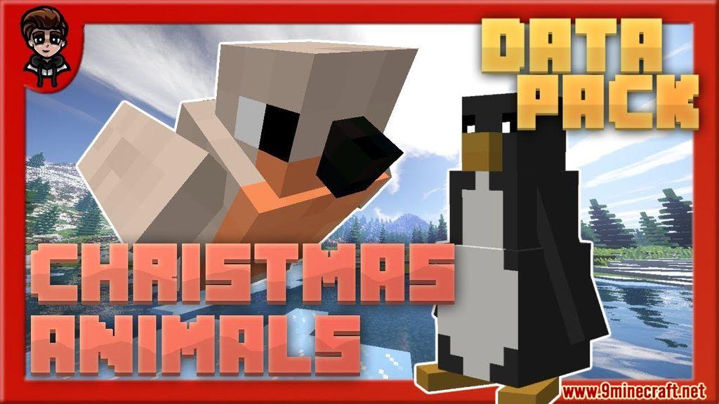 Christmas Animals Data Pack Thumbnail
