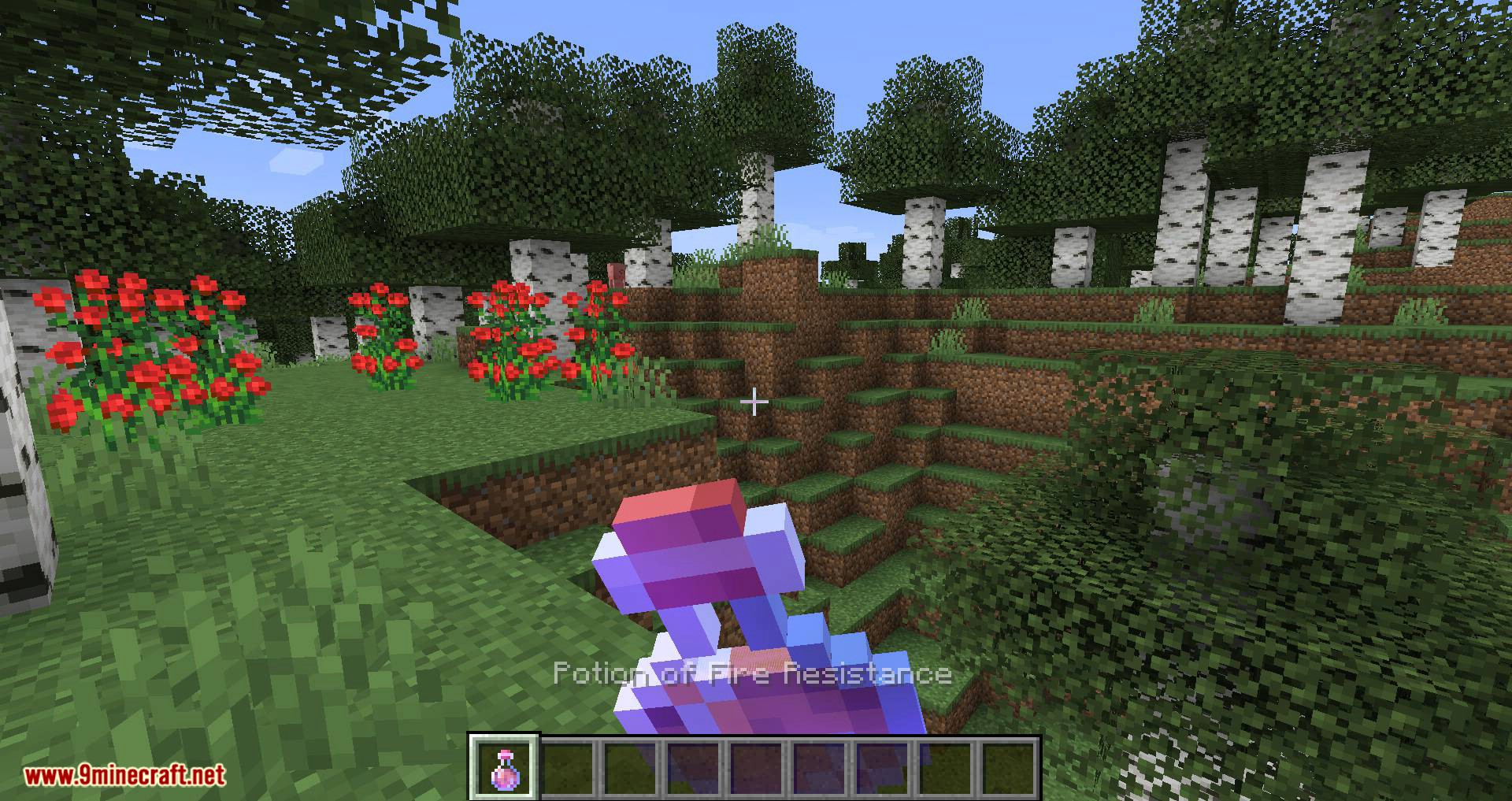 Compact Status Effects mod for minecraft 02