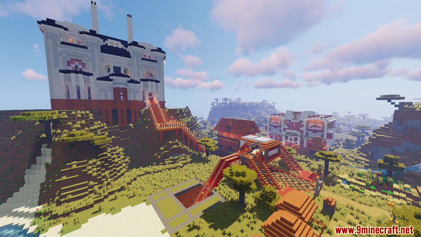 Connected Cities Map Screenshots (5)