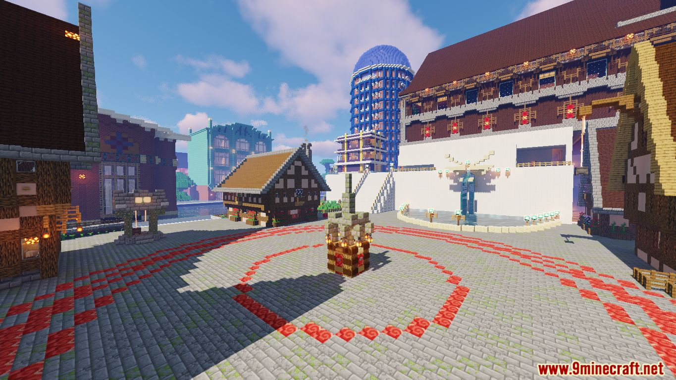 Connected Cities Map Screenshots (8)