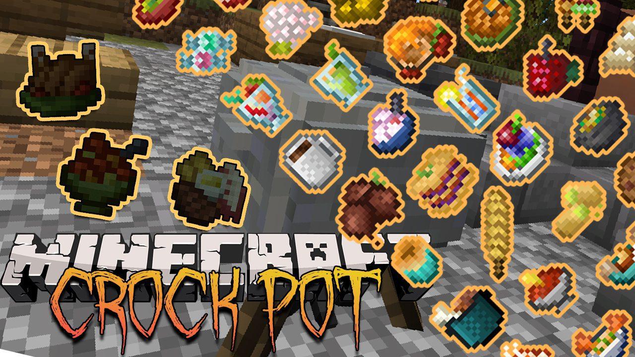 Crock Pot Mod 1 16 4 1 15 2 Don T Starve S Edibles Recipes 9minecraft Net