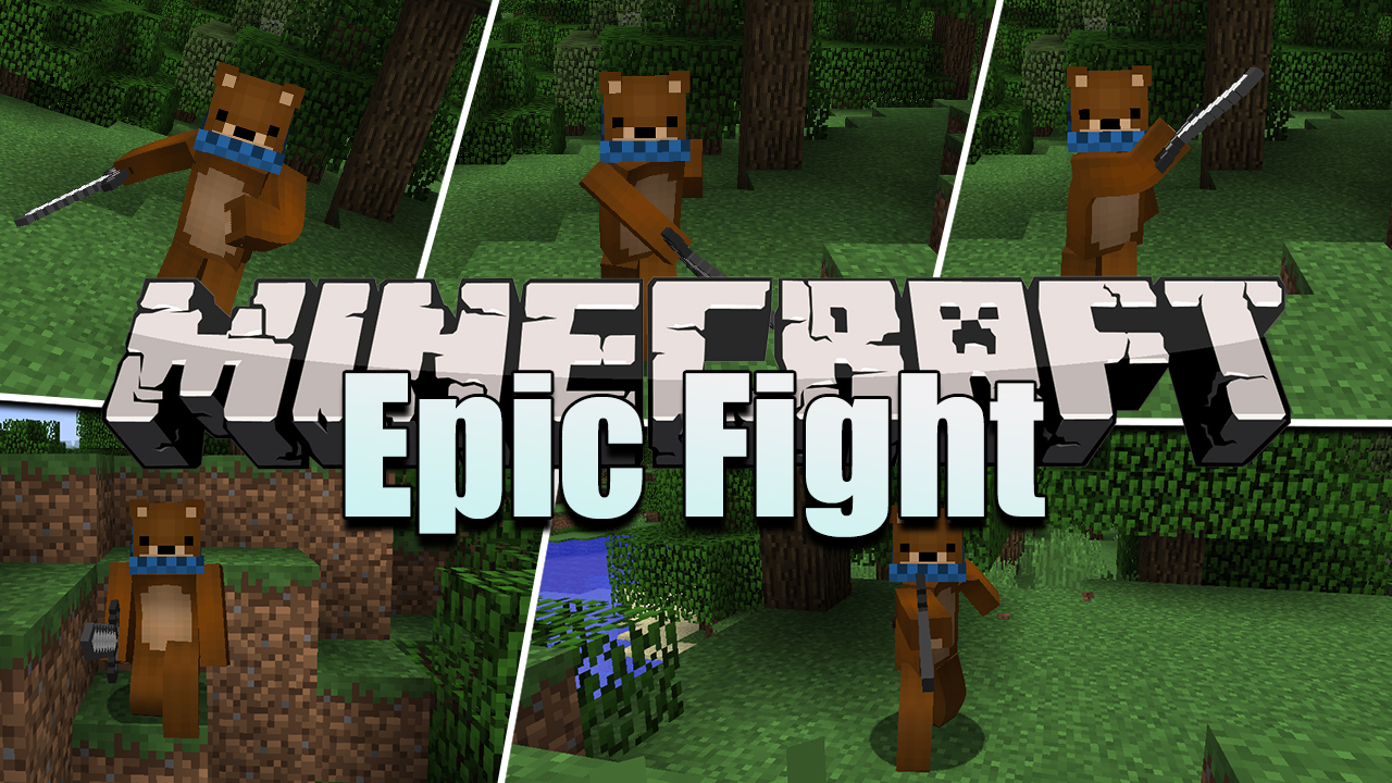 Epic Fight Mod 1.16.5/1.12.2