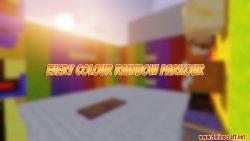 Every Colour Rainbow Parkour Map Thumbnail