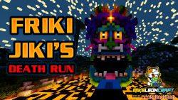 Friki Jiki's Death Run Map Thumbnail