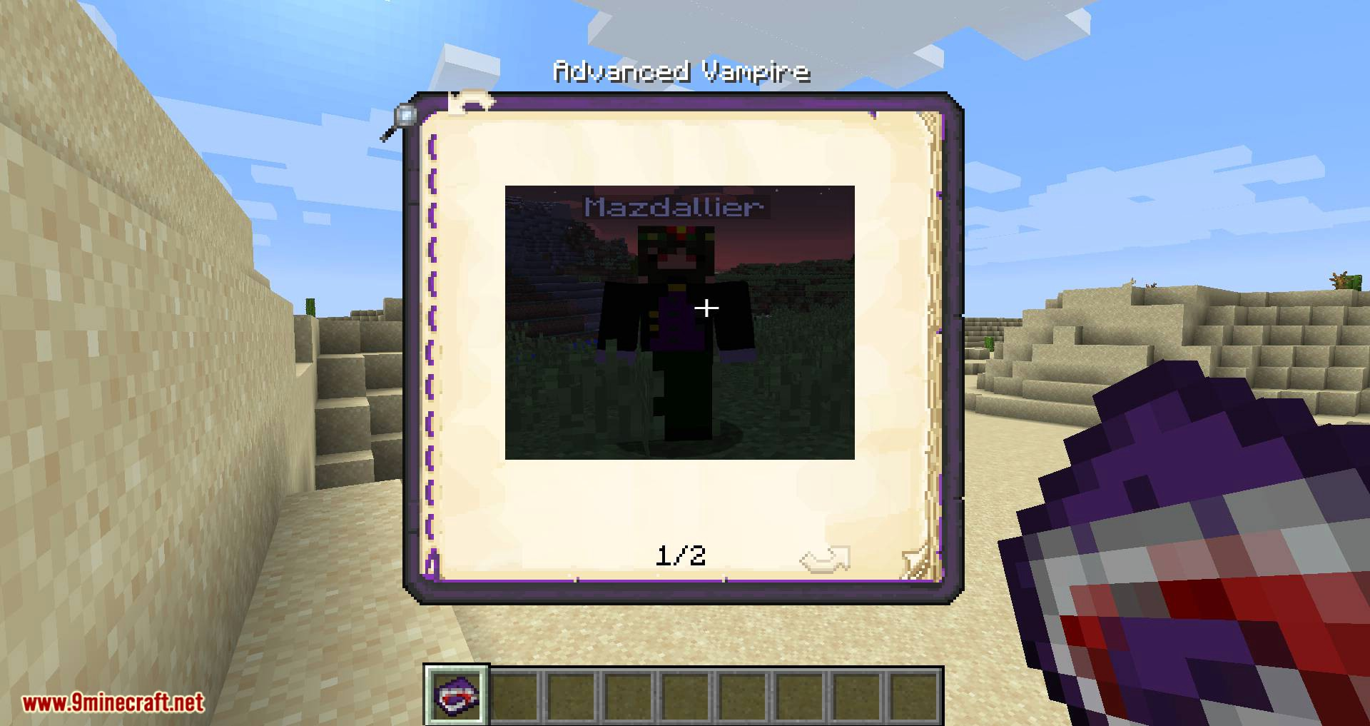 Guide-API Village and Pillage mod for minecraft 07