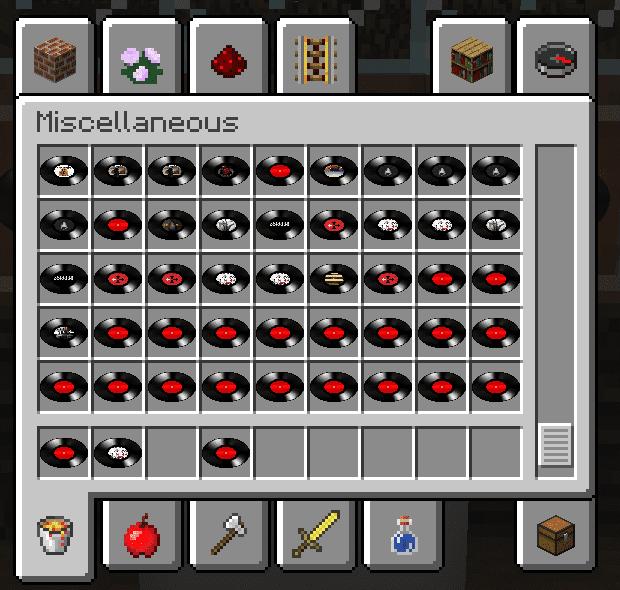 MCDJ mod for minecraft 21