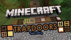 Macaws Trapdoors Mod