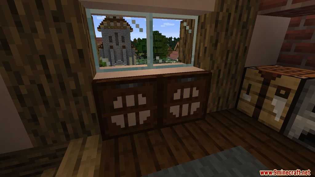 Macaws Trapdoors Mod Screenshots 2