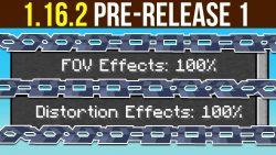 Minecraft 1.16.2 Pre-Release 1