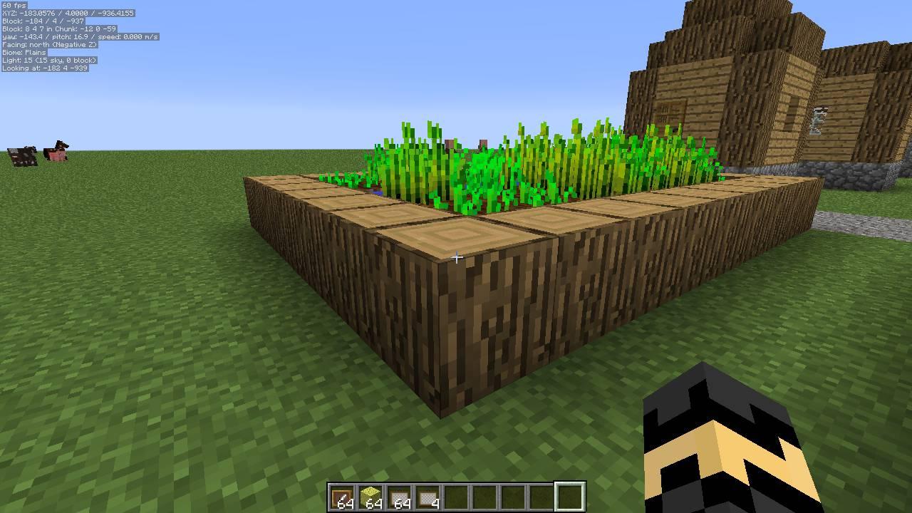 MiniHUD mod for minecraft 21