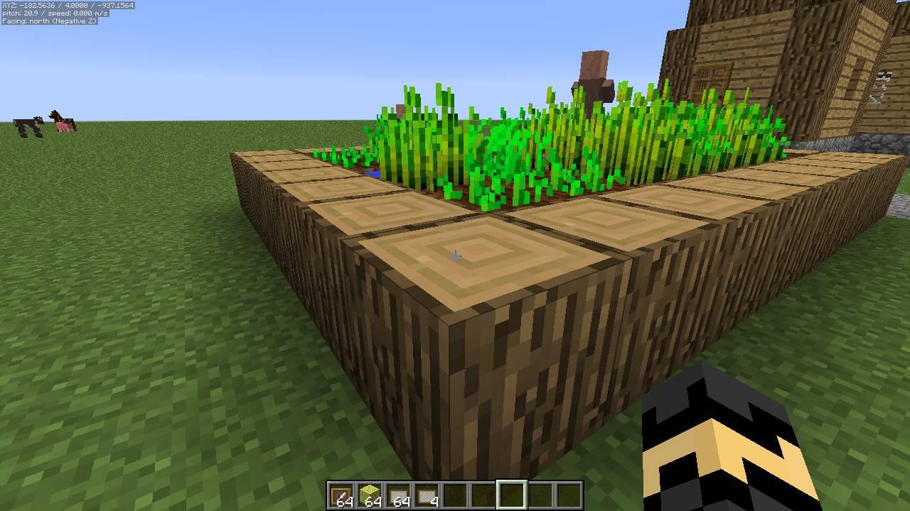 MiniHUD mod for minecraft 24