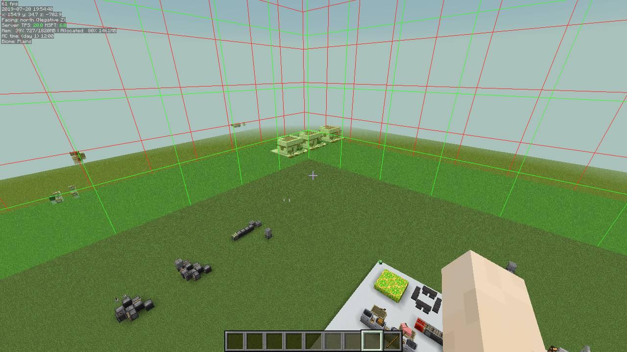 MiniHUD mod for minecraft 26