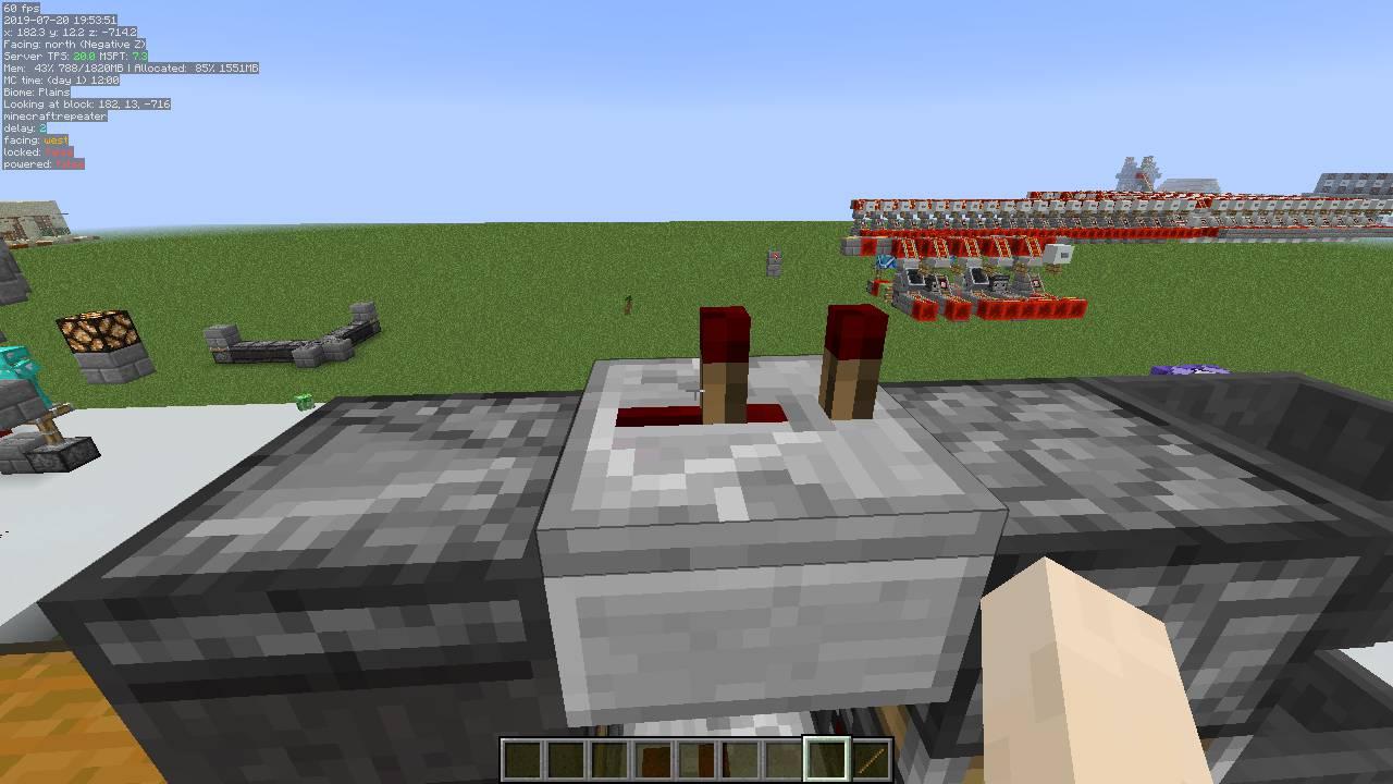 MiniHUD mod for minecraft 32