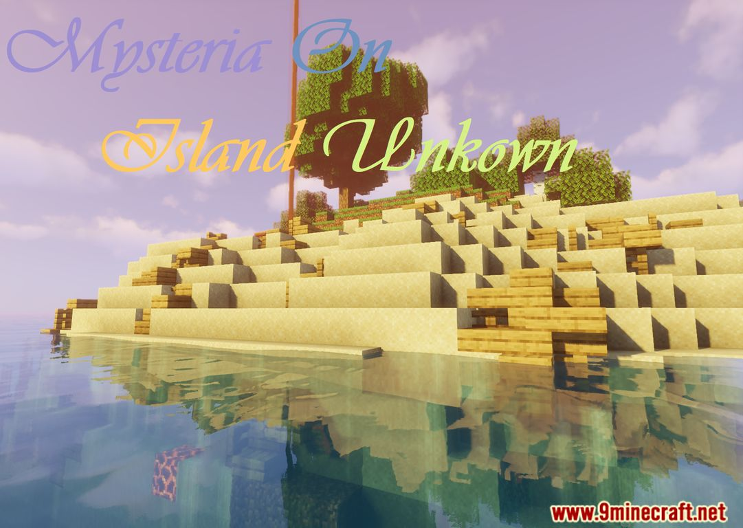 Mysteria on Island Unknown Map Thumbnail