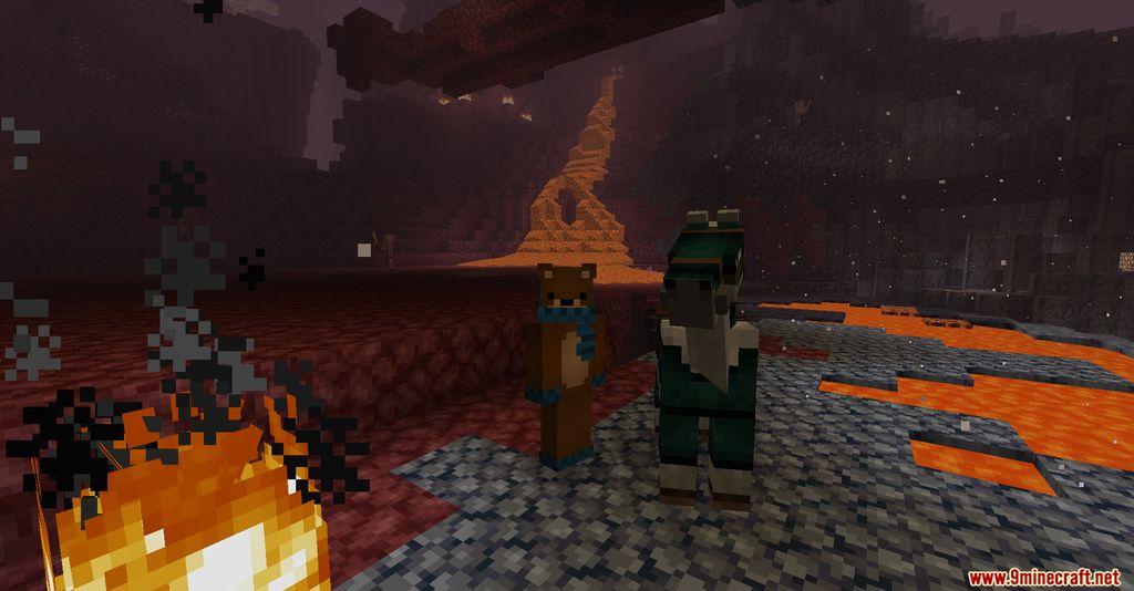 Netherite Horse Armor Screenshots 6