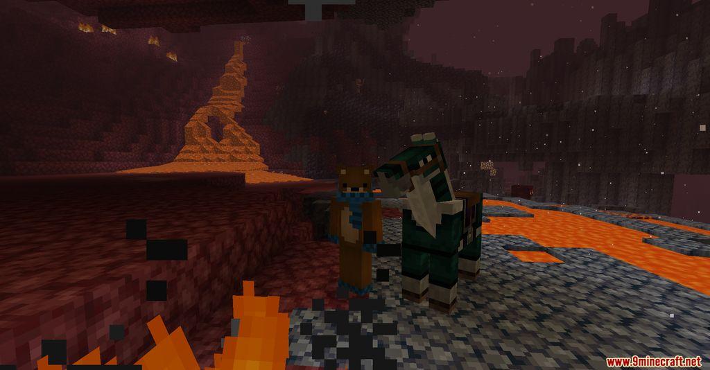 Netherite Horse Armor Screenshots 7