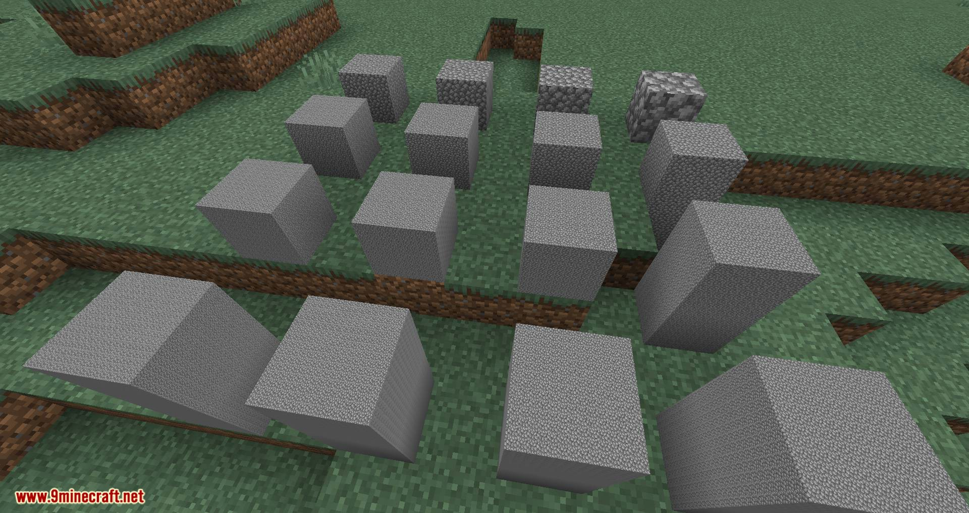Overloaded Compressed Blocks mod for minecraft 04