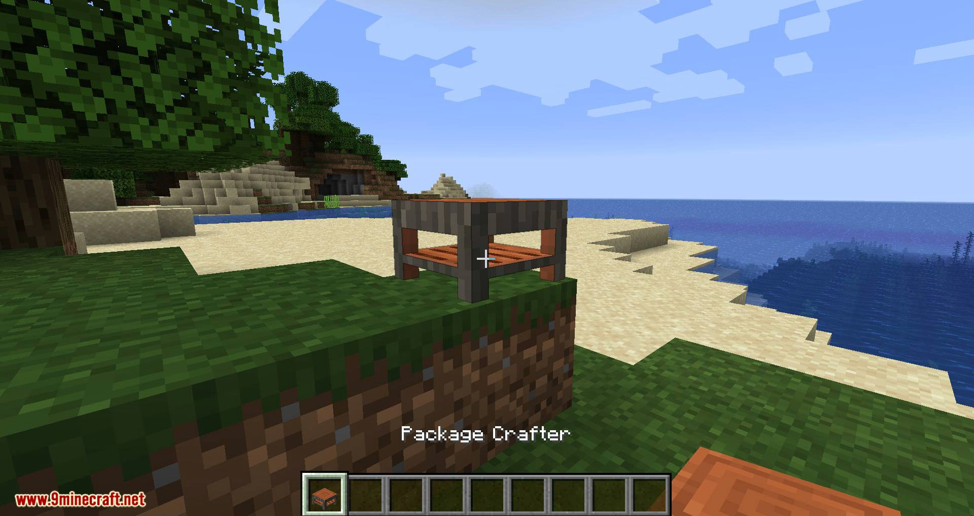Packages mod for minecraft 01