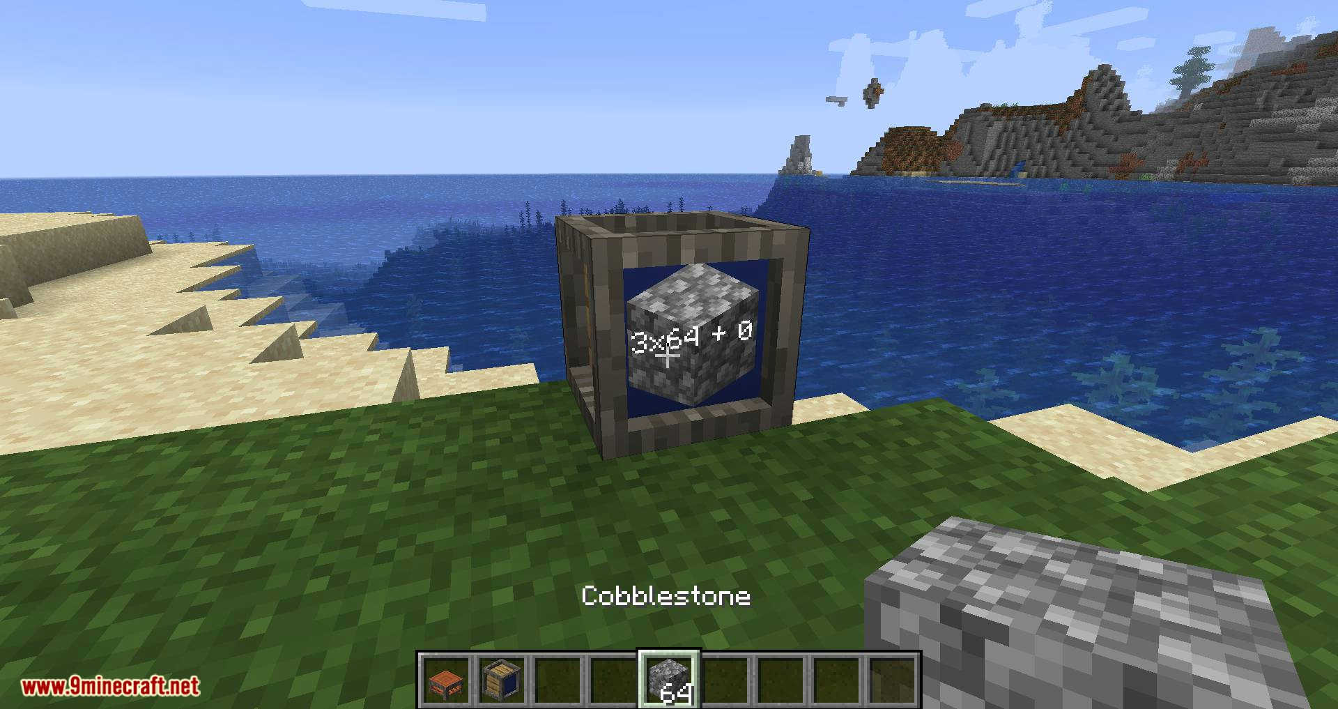 Packages mod for minecraft 07