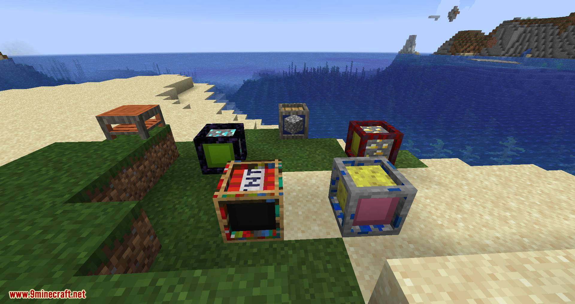 Packages mod for minecraft 12