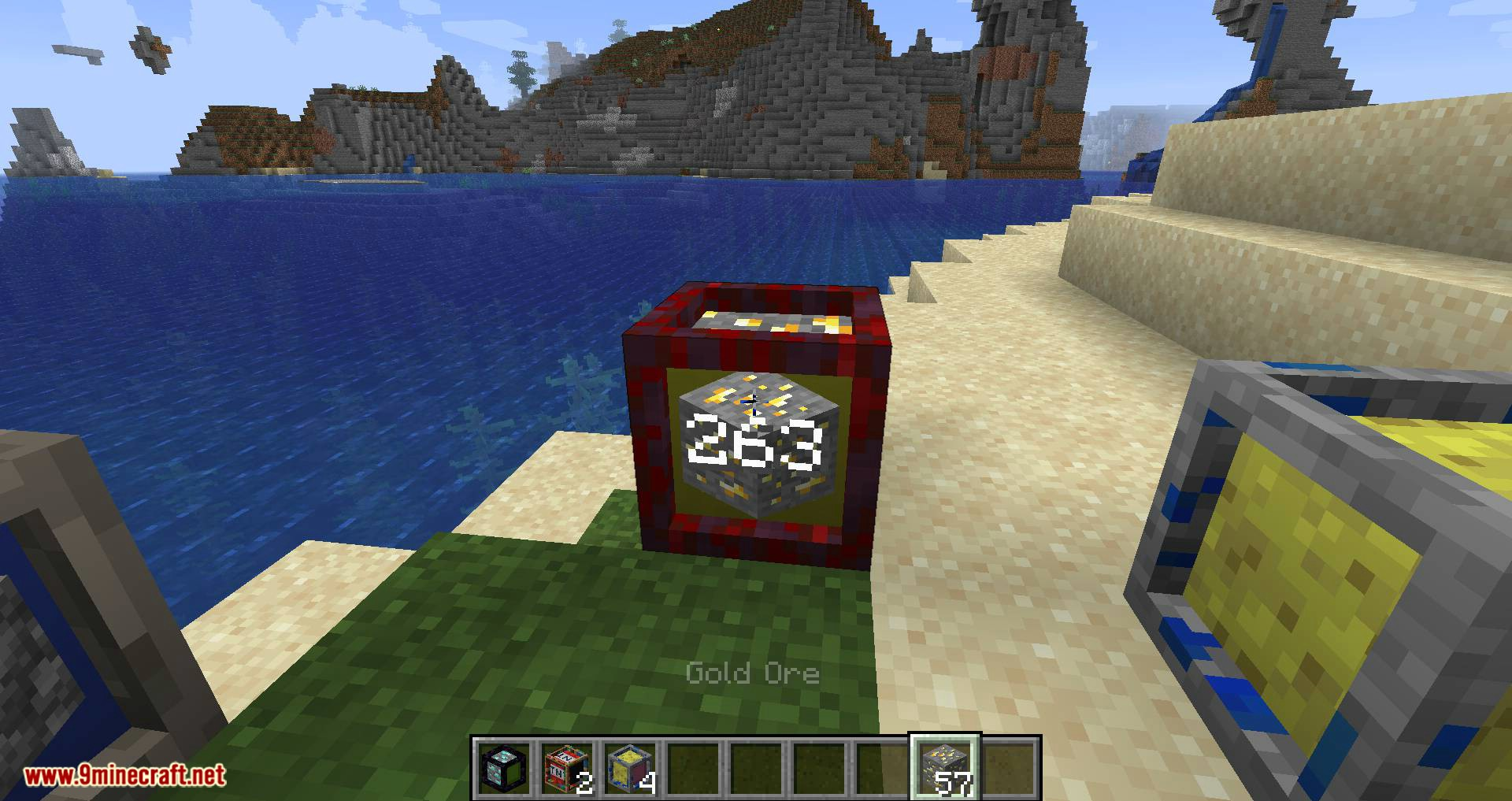 Packages mod for minecraft 13