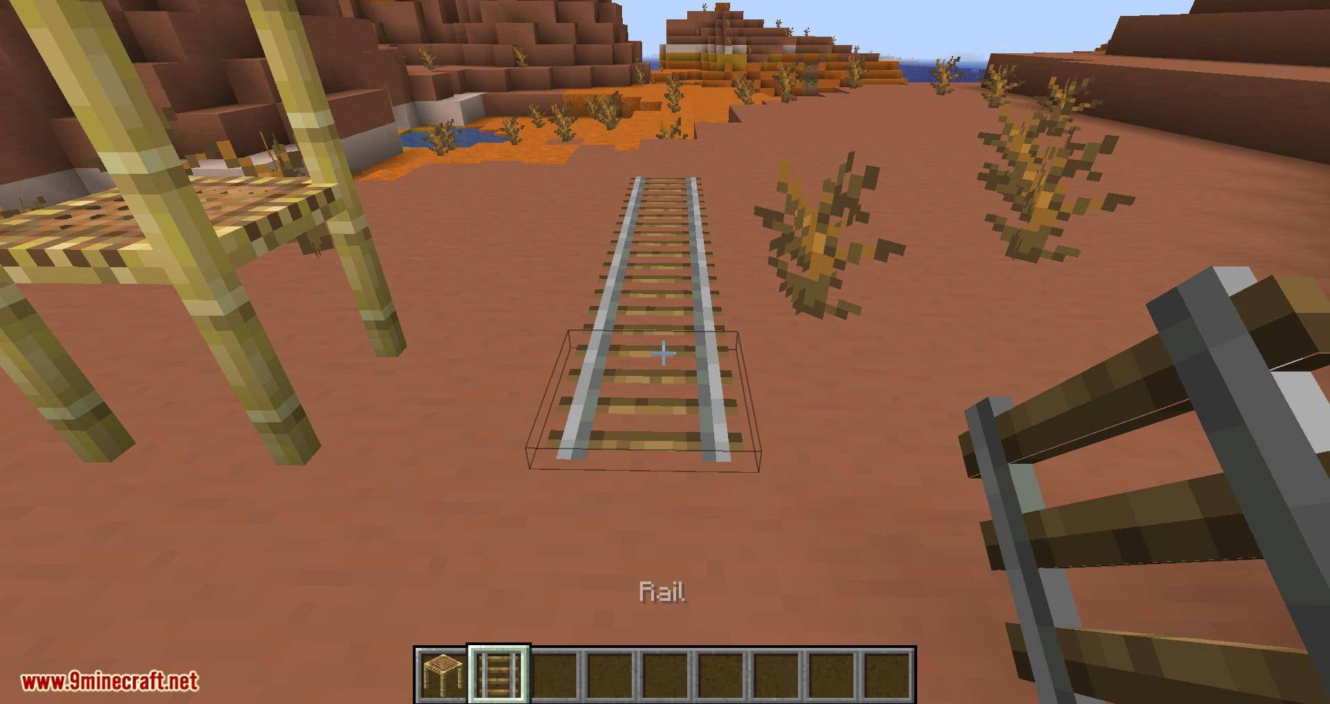 Scaffolding behavior mod for minecraft 04