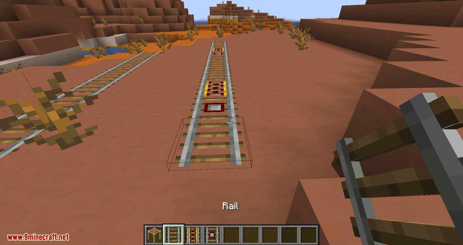 Scaffolding behavior mod for minecraft 06