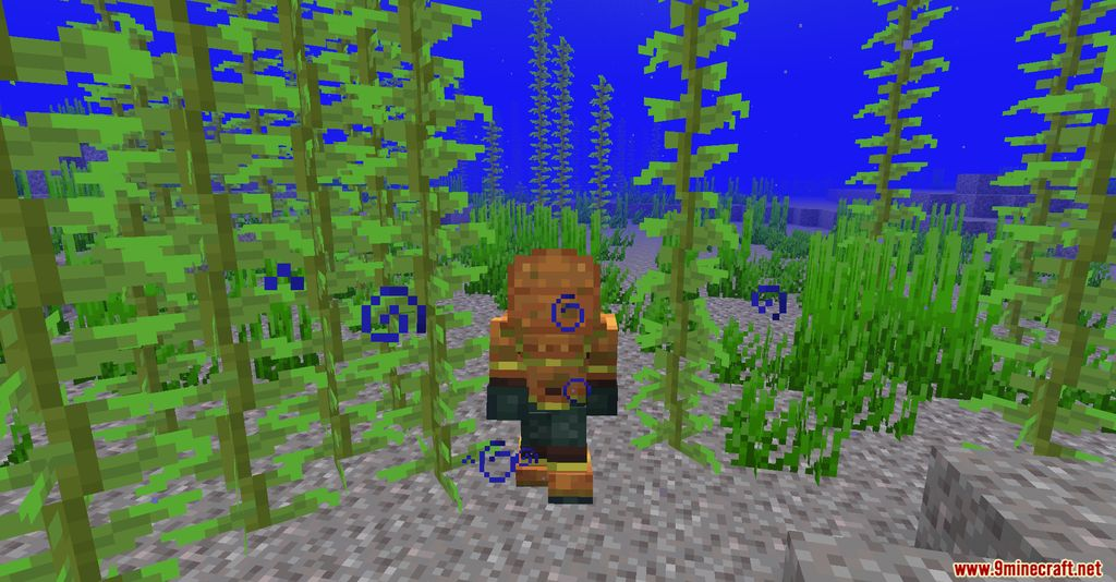 Scuba Gear Mod Screenshots 1